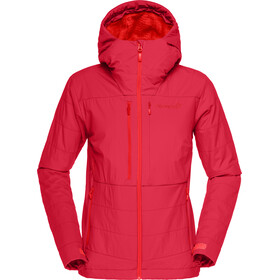 """Norrøna W's Lofoten Powershield Pro Alpha Jacket Rebel Red"""